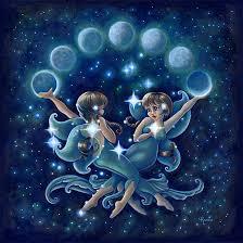 Ay İkizler Burcunda