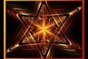 """Göklerden Gelen İlahi Dokunuş """"Davudun Yıldızı"""""""