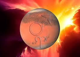 Mars Koç Burcunda, Enerjik Günler