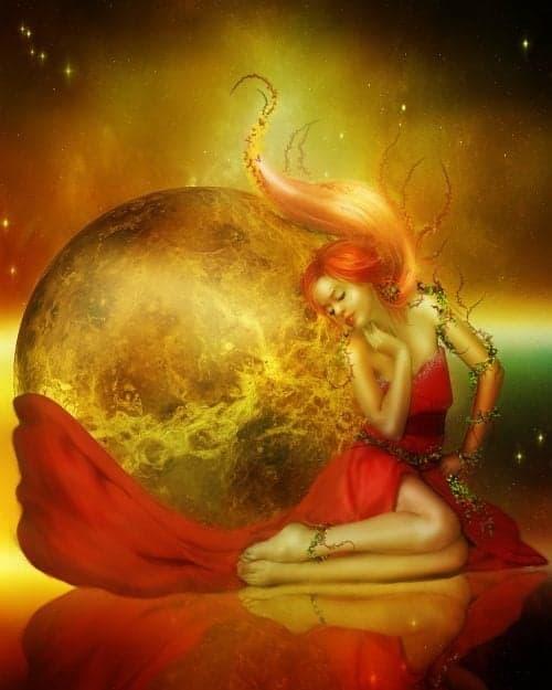 Venüs Yay Burcunda